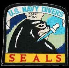 """Abyss Movie US Navy Seals Embroidered 3.5"""" Uniform/Costume Patch (ABPA-SEAL)"""