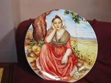 Piatto   Deruta ceramica.