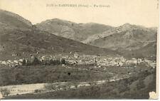 BUIS-LES-BARONNIES vue générale éd bérard pâtissier écrite 1918