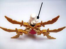 Lego ninjago Zane's golden glider! Brand New! Great Gift!