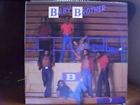 Baby Brother LP self titled PROMO