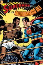 NEW Superman vs. Muhammad Ali Deluxe Hardcover FREE SHIPPING