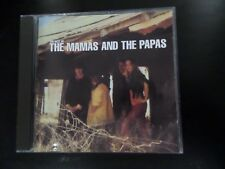 CD ALBUM - THE MAMAS AND THE PAPAS - BEST OF