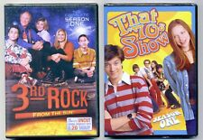 2 1990s TV series: 3rd Rock & That 70s Show, first seasons, new DVD lot