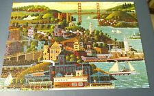 Hometown Collection Heronim SAN FRANCISCO 1000 piece jigsaw puzzle Roseart