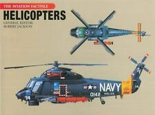 Helicopters: Military, Civilian, and Rescue Rotorcraft (Aviation Factfile