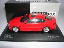 Whitebox Jaguar Xfr RHD Anno di Costruzione 2010 Rosso Rosso, 1:43 Art. WB230