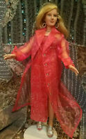 """EMME FASHION DOLL TONNER 16"""" DRESSED IN GORGEOUS EFFERVESCENCE GOWN & JEWELRY"""