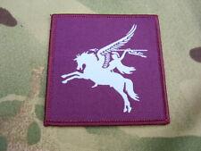 British Army Para/Airborne MTP Combat Jacket/Shirt PEGASUS Sew On ID Patch/Badge
