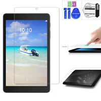 "Screen Protector Alcatel 3T 8.0""/ A30 8.0"" ,Scratch-Resistant,No-Bubble HD Clear"