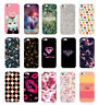 Painted Cute Pattern Hard Back Skin Cover Case For IPhone 4S 5 5S 5C 6 & 6 Plus