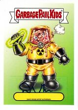2017 GARBAGE PAIL KIDS ADAM GEDDON ARTIST AUTOGRAPH DAVID GROSS RADIA-SHAWN