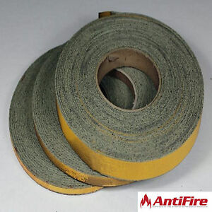 Envirograf Intumescent Glazing Strip/Tape 15mm x 10m - 30min Fire Protection