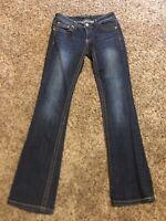 Women's Premiere Jeans, by rue21,  Pocket Embellished, Denim Jeans, Size 7/8R