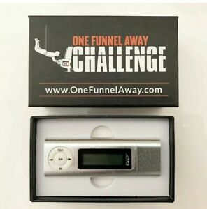 One Funnel Away Challenge Russell Brunson 30 Daily Recordings On MP3 Player