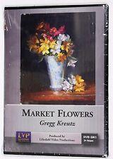 Gregg Kreutz: Market Flowers - Art Instruction DVD