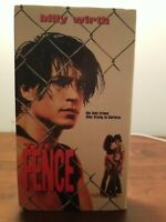 The Fence VHS Billy Wirth, Marc Alaimo, Erica Gimpel, Suli McCullough; Pistor 95