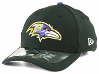 Baltimore Ravens New Era 39Thirty NFL On Field Flex Fit Hat Cap size M/L