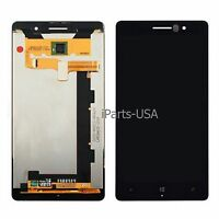USA OEM Digitizer Touch + LCD Display Screen Assembly for Nokia Lumia 830
