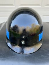 US OFFICER HELMET LINER WITH INSIGNIA CAPAC 1957