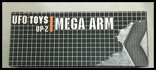 New UFO Mega Arm Add on kit for Asian Fit(purple) Leader Class Megatron instock