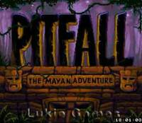 Pitfall The Mayan Adventure - SNES Super Nintendo Game