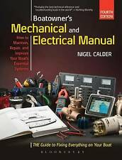 Boatowner's Mechanical and Electrical Manual, Calder, Nigel,  Hardback