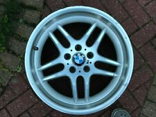 "BMW 5 SERIES E39 18"" M SPORT STYLE 37 PARALLEL 9J REAR ALLOY WHEEL 36.11-2229640"