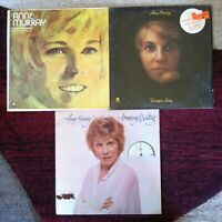 Anne Murray vinyl LP lot - self-titled 1971 - Danny's Song - Somebody's Waiting
