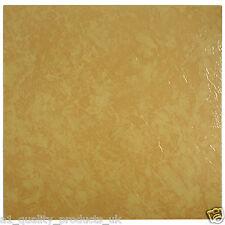 60 x Pavimento In Vinile - Adesivo - Bagno Cucina BN - Arancione Marmo 197