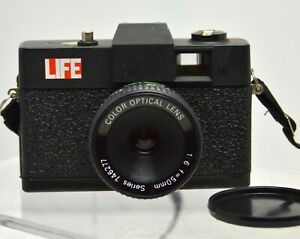 Rare Vintage Promotional TIME /LIFE Magazine 35MM Film Camera - Collectible