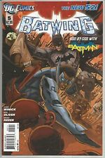 Batwing : DC Comic book #5 : The New 52 Collection