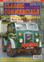 CLASSIC AND VINTAGE COMMERCIALS MAGAZINE AUG 2004 TIMBER TRACTOR BUFFALO RESTO