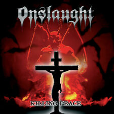 ONSLAUGHT Killing Peace CD 2007 (Thrash Metal) anthrax death angel slayer hexx