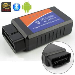 ELM327 V2.1 Bluetooth OBD2 OBDII Car Diagnostic Scanner Code Reader Tool US