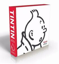 Tintin : The Art of Herge by Michel Daubert and Herge Museum (2013, Hardcover)