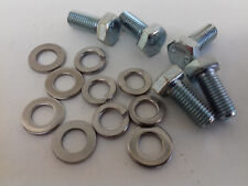 VESPA M7 SPRINT SUPER RALLY SEAT AND TANK FIXING BOLTS SET OF 5