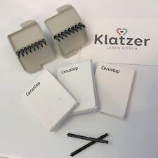 Widex Cerumenfilter Cerustop 1 Blister (8 Filter)