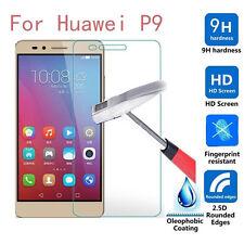 Véritable Verre Trempé Film écran protecteur pour Huawei P9 & Paquet