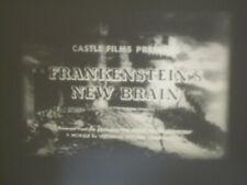 FRANKENSTEINS NEW BRAIN SUPER 8 B/W SOUND 200FT 8MM FILM CINE UNIVERSAL HORROR