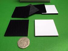 Juegos de la CPU del disipador de calor autoadhesivo Ultra Delgada disipadores térmicos CET 3mm 45mm X 45mm x1pc