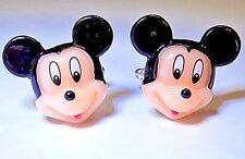 Handmade, Disney Mickey Mouse Resin Cufflinks, Gift Boxed!