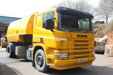 SCANIA 94D 230 Johnson 700 road sweeper 2003 right hand drive.