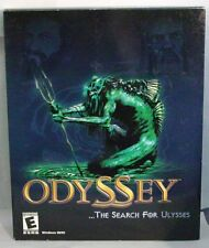 New, sealed ODYSSEY (PC game)  The search for Ulysses Windows 95/98