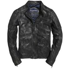 Superdry sd indy circuit enduro leather Medium Rrp£275 BNWT