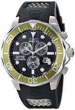 New Men's Invicta 12572 Pro Diver Swiss Chronograph Polyurethane Strap Watch