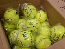 34 Count Brand New Champro Usssa Classic W Softball 11'' (Inch) Slow Pitch