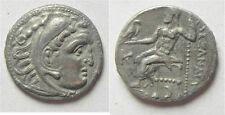 Zurqieh -aa3118- Greek. Macedonian Kingdom. Alexander Iii the Great (336-323 Bc)