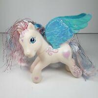 "Vintage 2004 My Little Pony Star Catcher Pegasus G3 No Crown 4.5"" Sparkle Hair"