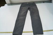 ESPRIT Damen stretch Jeans 7/8 Hose slim Hüft Gr.30 D38 L30 olivgün used TOP #73